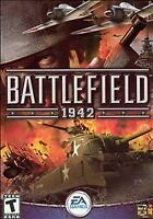 Battlefield 1942 (PC, 2002) EA Games - CD-Rom Software - 2 Discs Free Shipping