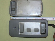 TOYOTA CARINA SERIES E INTERNAL LIGHTING LAMPS x2; one front, one rear.