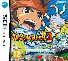 Inazuma Eleven 2 Blizzard Nintendo DS & Registered Priority