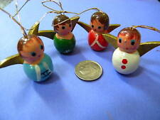 VINTAGE,COLLECTIBLE, MINI, ANGELS, Made in Hong Kong