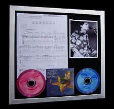SMASHING PUMPKINS Cupid De Locke LIMITED Nod CD GALLERY QUALITY FRAMED DISPLAY