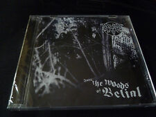 Thou Shalt Suffer - Into the Woods of Belial NEW CD 2013 EMPEROR IIDJARN IHSAHN