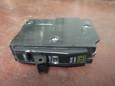 Square D Bolt-on Circuit Breaker Qob 20A 1P 120/240V *Lot of 42* Used