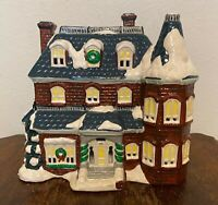 It's A Wonderful Life Christmas Village, Bedford Falls - 320 SYCAMORE - #1572