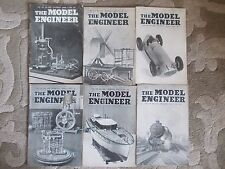 THE MODEL ENGINEER MAGAZINE X 6. 2602- 2607, APRIL 5- MAY 10, 1951