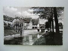 Ansichtskarte Sinsheim Elsenz 1956