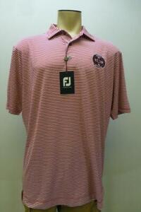 New Footjoy FJ Mount Michael Benedictine School golf polo Shirt foot joy mens XL