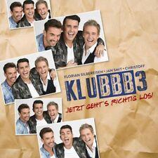 KLUBBB3 - JETZT GEHT'S RICHTIG LOS!   CD NEU