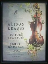 Alison Krauss | Greek Theater 18x24 Poster | Mint Condition - Frame Not Included