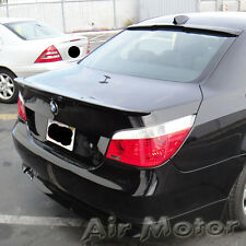Combo BMW E60 A Roof+ Trunk Spoiler Wing 520i 535i 545i 528 550 M5 04-10 Painted