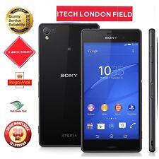 Sony Xperia Z3 D6603 - 16GB - Black (Unlocked) Smartphone + 12 MONTHS WARRANTY