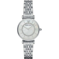 Ladies Emporio Armani AR1908 Gianni T-bar Watch