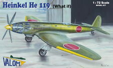 """Valom 1/72 Heinkel He 119 """"qué pasaría si"""" Japón # 72101"""