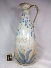 """RARE 70´s design ceramano """"PUSTEBLUME"""" boccale ceramica/Jug VASO 172 39 cm"""