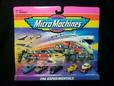 Micro Machines Experimentals Car Collection #26 Galoob Toys 95 New