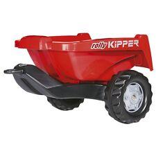 Rolly Toys rollyKipper II Anhänger Kippanhänger Traktoranhänger rot