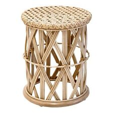 4 x Rattan stools brand new and still in box