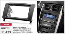 CARAV 11-133 2-DIN Car Dash Kit panel MERCEDES A W169, В W245, Vito, Viano 2006+