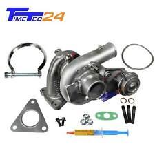 Turbolader CITROEN FIAT PEUGEOT 2.2 HDI Multijet 100PS-120PS 0375K7 +Montagesatz