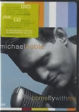 Come Fly With Me - Buble Michael DVD & CD Set Sealed ! New !