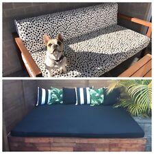 Outdoor/indoor custom made cushion sofa covers Sunbrella, Tommy Bahama and more