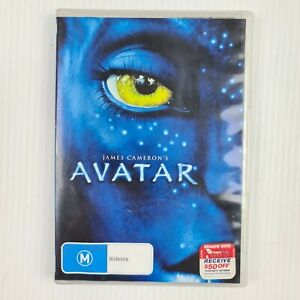 Avatar DVD - James Cameron - Sam Worthington - Region 4 - TRACKED POSTAGE