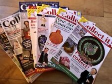 Collect It! Antiques & Collectables Magazines