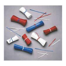 Twist Ties,Standard,Wire In Paper,PK1000 46K621