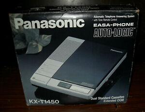 Vintage Panasonic KX-T1450 Easa-Phone Auto Logic Answering System Machine
