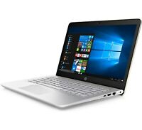 HP Pavilion 14-bk061st Intel Core i3-7100U@2.4GHz 8GB RAM 1TB (Scratches/Scuffs)