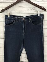 AG Adriano Goldschmied the Prima Mid Rise Cigarette Stretch Jeans Womens Sz 31R