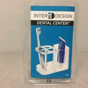 InterDesign 43430 4.25 in. H x 3 in. W x 5.6 in. D Cosmetic Organizer