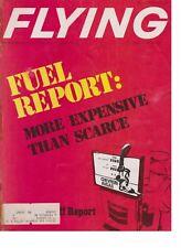 Flying Magazine (Mar 1974) (1970's Fuel Crisis, Cessna 402B, Tiara Engine)