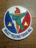 VIETNAM ERA 3637TH FLYING TRAINING WING PATCH IN GOOD USED CONDITION ORIGINAL
