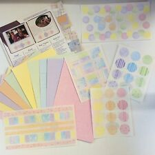 NEW Creative Memories - PASTEL SNAP PACK ALBUM KIT