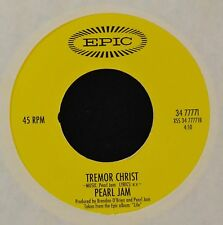 Pearl Jam Epic 77771 Tremor Christ and Spin the Black Circle