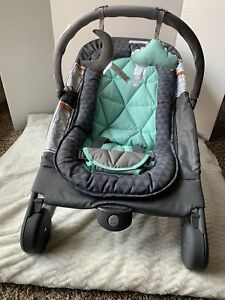 Summer 2-in-1 Bouncer & Rocker Duo with Soothing Vibrations, Removable Toys NEW