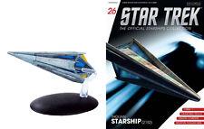 Star Trek Official Starships Magazine #26 Tholian Web Spinner Eaglemoss