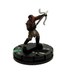 Fellowship of the Ring NM with card 008 Heroclix 1x x1 Orc Warrior