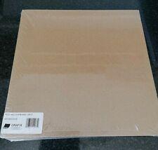 "Grafix Meduim Weight Chipboard 12"" x 12""  x 1.5 "" - 25 pack Natural unopened"