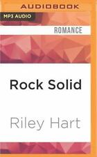 Rock Solid Construction: Rock Solid 1 by Riley Hart (2016, MP3 CD, Unabridged)