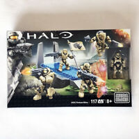 Mega Bloks Construx Halo CNK25 UNSC Fireteam Rhino *Factory New Sealed* Toy