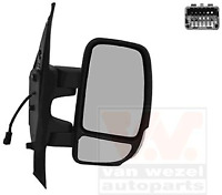 Exterior Mirror Right - Van Wezel 3799808