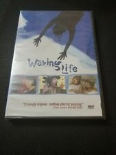 Waking Life (Dvd, 2002) By Richard Linklater, Unopened Brand New Free S&H (Sh6)