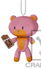 Gundam Build Fighters Beargguy Puchigguy Reddish Plush 10cm BANP37144 US Seller