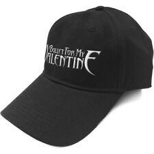 reputable site 42452 baccb Bullet For My Valentine Official 3D Sonic Silver Logo Black Cap Hat Mens  Ladies
