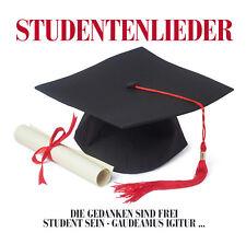 CD Studentenlieder von Diversen Interpreten
