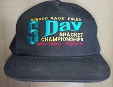 SUNOCO RACE FULES 5 Day Bracket Championship Desoto Dragway Braden FL Cap