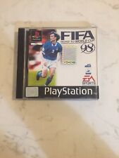 FIFA 98 ROAD TO WORLD CUP GIOCO PER PS1  PLAYSTATION 1  PAL