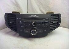 09-11 Acura TSX Radio Stereo MP3 Code CD 1XA3 Premium Audio 39100-TL2-A000 CW110